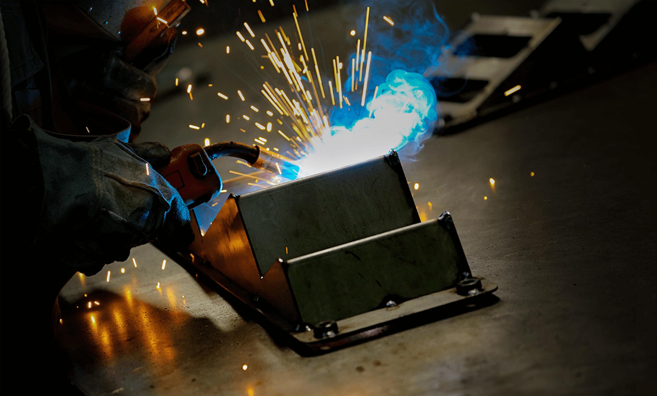焊接 WELDING