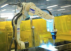 溶接ロボット FD-B4-M350(CO2/MAG溶接仕様)(ダイヘン)