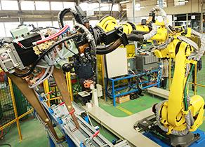 溶接ロボット Robot R-200iC/210F(6軸)