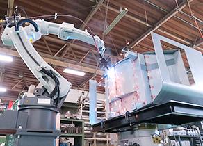 溶接ロボット TM-1800WG(ロングタイプ)